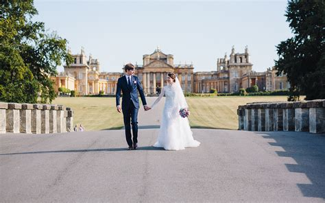 wedding venues  oxfordshire south east blenheim