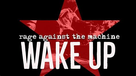 Wake Up Rage Against the Machine Guitar Tabs
