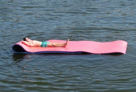Floating Boat Pad by Ifloats High Floating Foam Pad For Water Exercises