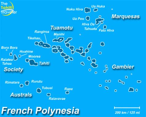 Big Blue 1840 1940 French Oceania Polynesia And Tahiti