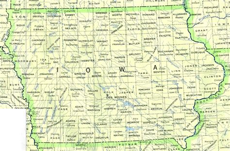 butler county iowa map center