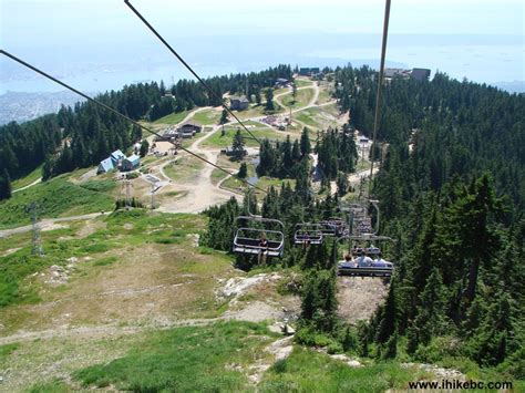 grouse mountain recreational area vancouver bc
