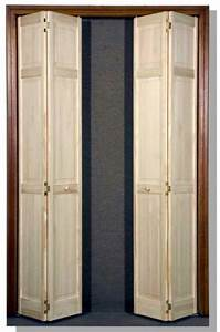 Doppia Anta a soffietto per Cabina Armadio 61,0x203,2 Legno Fai da te Casa eBay