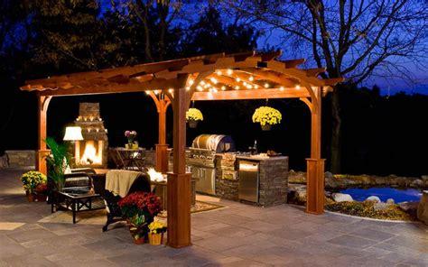 buy a gazebo pavilion pergola or cabana in wood or vinyl