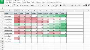 Track Student Progress with Google Sheets - YouTube