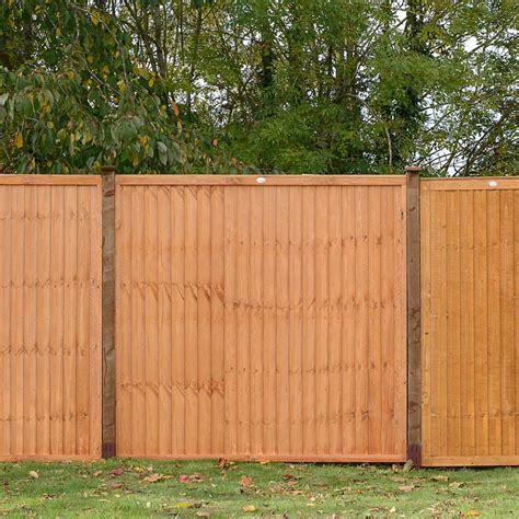grange vertical board fence panel gardenstreet