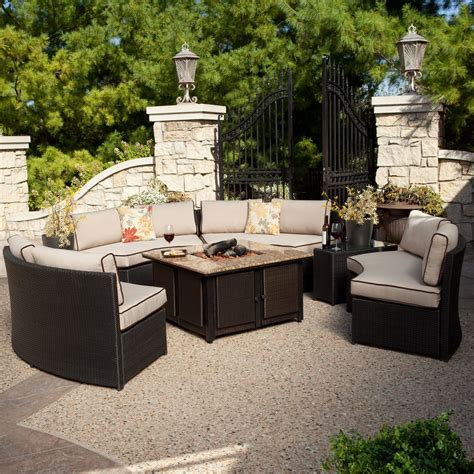 Patio Furniture Conversation Sets With Pit by Outdoor Furniture Patio Sets Shop At Hayneedle