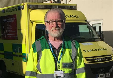 volunteer car drivers wanted south central ambulance