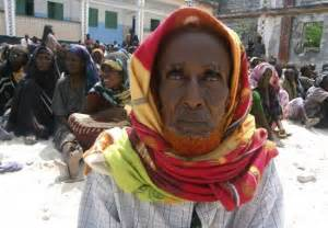 Somali People in Somalia