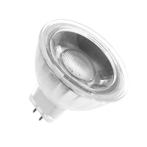 LED Lampe GU5.3/MR16 COB 45º 5W 220V Glas   Ledkia Deutschland