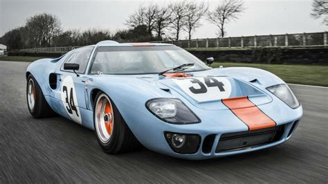 The Story Of The Ford Gt40