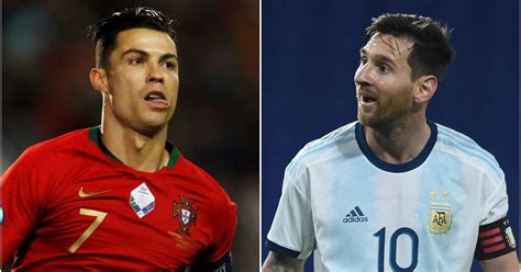 Ronaldo vs Messi: Which player has scored the most ...
