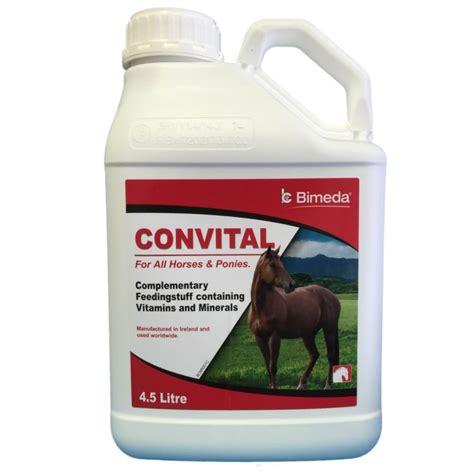convital vitamine braucht das pferd leistung mineralien