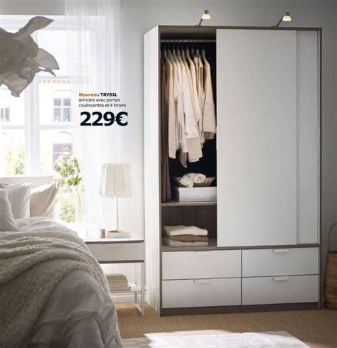 Garderobenschrank Weiß Ikea by Dressing Et Armoire Ikea Les Nouveaut 233 S Du Catalogue