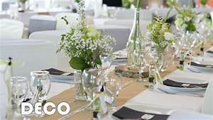 Centre De Table Champetre : mariage champ tre th me musique salle de benney ~ Melissatoandfro.com Idées de Décoration