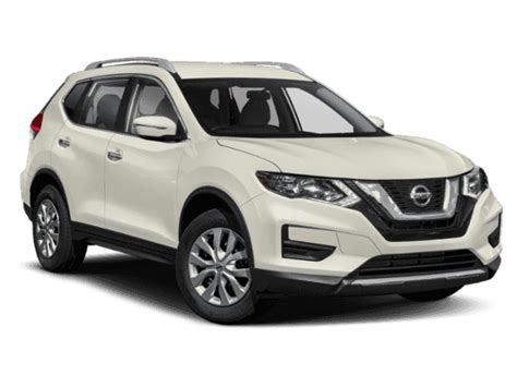 2018 Nissan Rogue - S 2WD