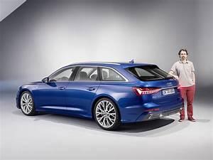 Audi A6 Break Prix : audi a6 avant 2018 notre avis sur le nouveau break a6 ~ Gottalentnigeria.com Avis de Voitures