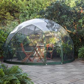 Garden Igloo Erfahrungen by Serre G 233 Od 233 Sique Abri De Jardin V 233 Randa D 233 Montable