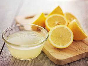 Warm citroensap