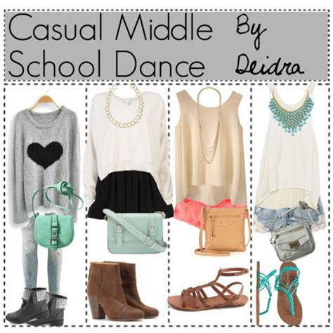 Middle school dance outfits | Casual Middle School Dance Wear. - Polyvore | fashion | Pinterest ...