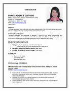 This 3 Page Resume Was Submitted By A Job Hunter Sample Resume 85 FREE Sample Resumes By EasyJob Sample Resume Resume Format For JobResume Example Resume Example Administration Job Resume Sample