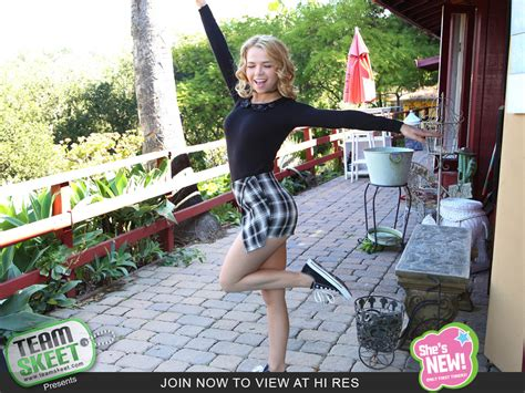 Alina West On She S New A Team Skeet Site