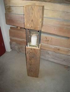 Was Kann Man Aus Modelliermasse Machen : habe einige laternen aus altholz teils ber 100 jahre alten balken abzugeben passen sehr gut ~ Orissabook.com Haus und Dekorationen