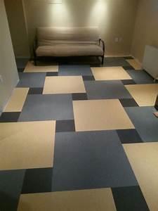 Forbo Click Vinyl : marmoleum click contemporary basement ottawa by forbo flooring systems ~ Frokenaadalensverden.com Haus und Dekorationen