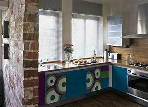 Innenschubladen Für Küchenschränke : k chenschr nke bekleben f r eine frische ver nderung in der k che ~ Orissabook.com Haus und Dekorationen