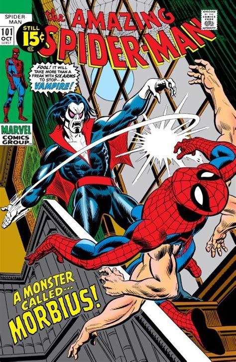 spiderman spinoff morbius  living vampire   works