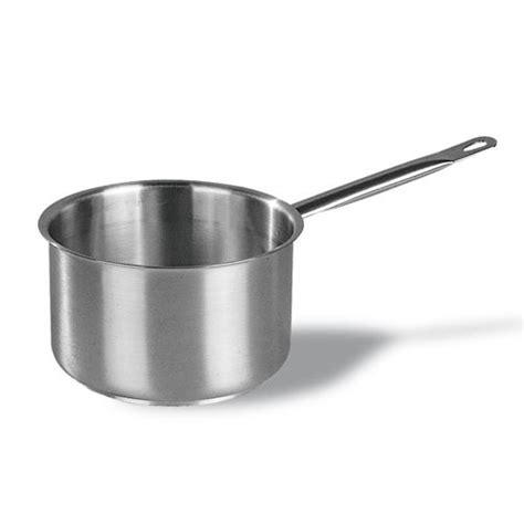 sauce pan pans steel stainless avon ss cookware
