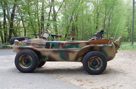 vw schwimmwagen for sale 1943 volkswagen schwimmwagen revisit german cars for