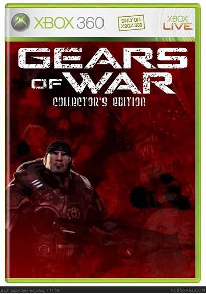 War Gears Box Xbox 15th April Shadow