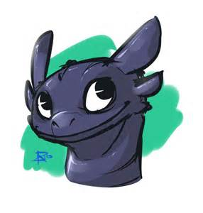 Toothless Dragon Profile