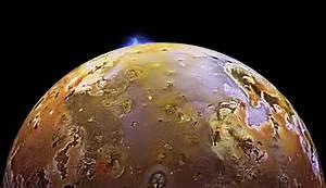 Juno Spots New Active Volcano On Jupiter Moon U2019s Io