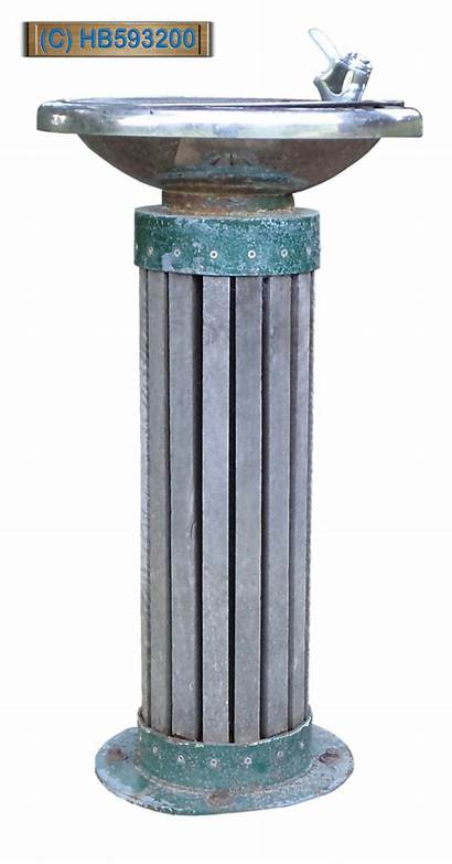 Clipart Pedestal Column Fountain Drinking Minum Transparent