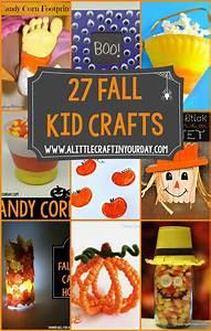 27, Fall, Kid, Crafts