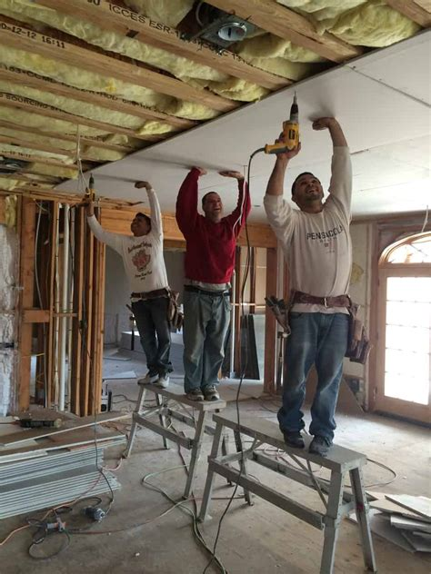 construction drywall ac construction services