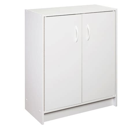 closetmaid      white stackable  cube