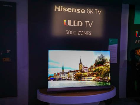 Every 8k Tv Announced At Ces 2019