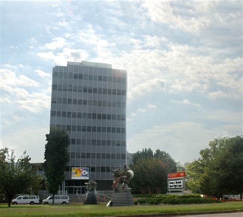 Marshall Space Flight Center Building - Pics about space