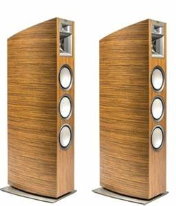 Klipsch Palladium P 37f : klipsch palladium p 37f floorstanding speakers natural pair auction graysonline australia ~ Frokenaadalensverden.com Haus und Dekorationen