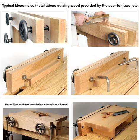 benchcrafted moxon vise hardware