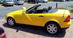 Mercedes Benz Slk 230 Kompressor 1998 : 1998 mercedes benz slk230 kompressor sunburst yellow ~ Jslefanu.com Haus und Dekorationen