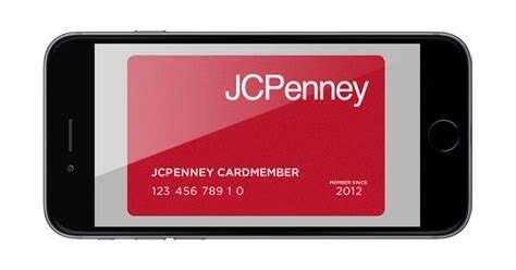 Sign up today for the jcpenney credit card and receive 1 point for every $1 purchase in stores or online. JCPenney Credit Card Adds Apple Pay Support - The Mac Observer