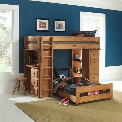 bed and desk set kids furniture stunning bunk bed with dresser bunk bed