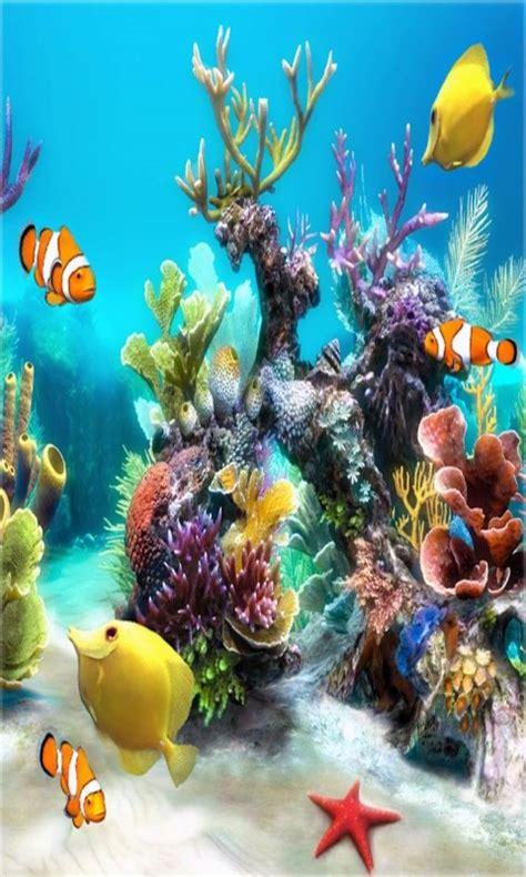 aquarium  wallpaper frames apk