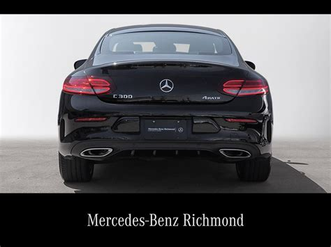 Sedan, coupe and convertible (cabriolet). Certified Pre-Owned 2017 Mercedes-Benz C-CLASS C300 2-Door Coupe in Richmond #RM352334 ...