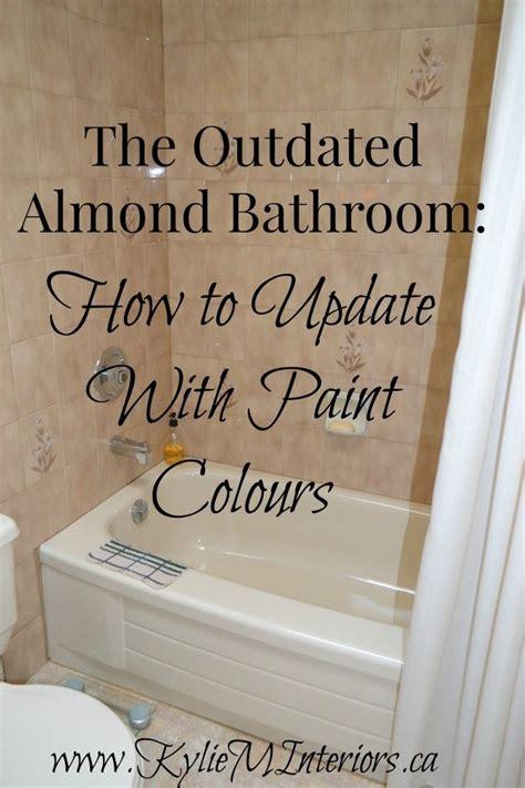 almond color toilet the best paint colours for an almond bone bathroom