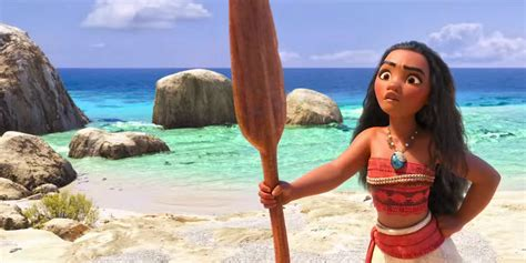 'moana' Could Be The Best Disney Princess Yet